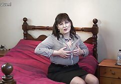 Hot mom let son touch of natural breast and took it in black pusy her mouth